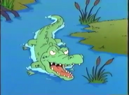 Rugrats Alligator