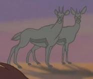 Fantasia 2000 Gazelles