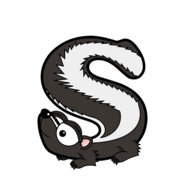 S for Skunk