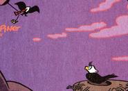Dexter's Lab Comic Eagles