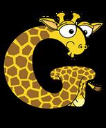 Giraffe-alphabetimals