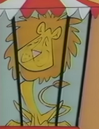 No Neck Joe Lion