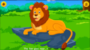 Animal Sounds Song Lion