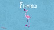 Bonny Wondy Flamingo