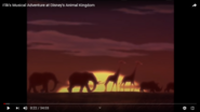 The Lion King Rhinos Giraffes Elephants