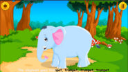 Animal Sounds Song Elephant