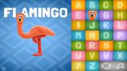 Clay Flamingo