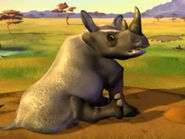 Jumpstart Rhinoceros