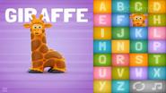 Clay Giraffe