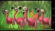 Octonauts Flamingos