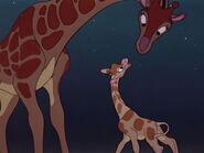 Giraffe-dumbo