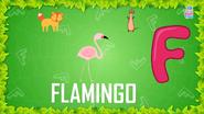 Baby Time Flamingo