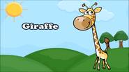 KLV Giraffe