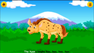 Animal Sounds Song Hyena