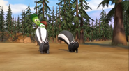 VeggieTales Skunks