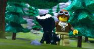 Skunk lego