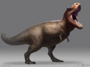 Dinosaurs Vs. Beasts Tyrannosaurus rex
