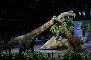Walking with Dinosaurus Brachiosauruses