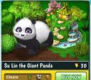 Su Lin the Giant Panda
