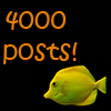 4000 posts