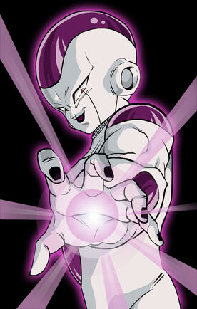 Frieza coloured by kingvegito