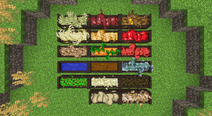 All items that work in trough