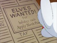 Elves Wanted