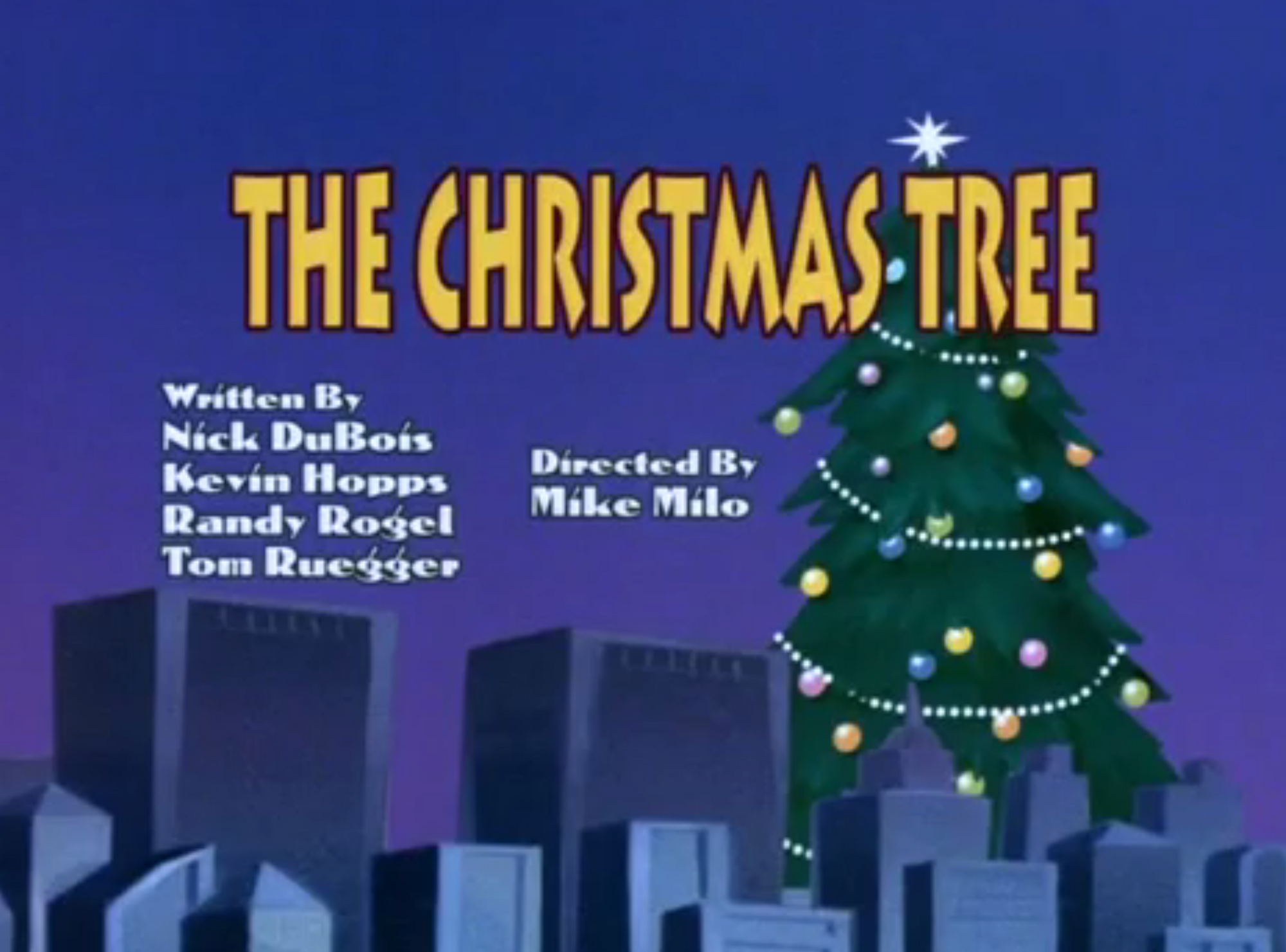 episode 98 the christmas treepunchline part iprom nightpunchline part ii animaniacs wiki fandom powered by wikia - Animaniacs Christmas
