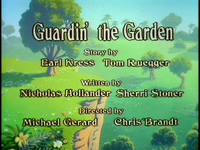 22-1-GuardinTheGarden