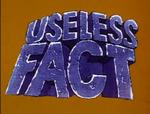 UselessFact