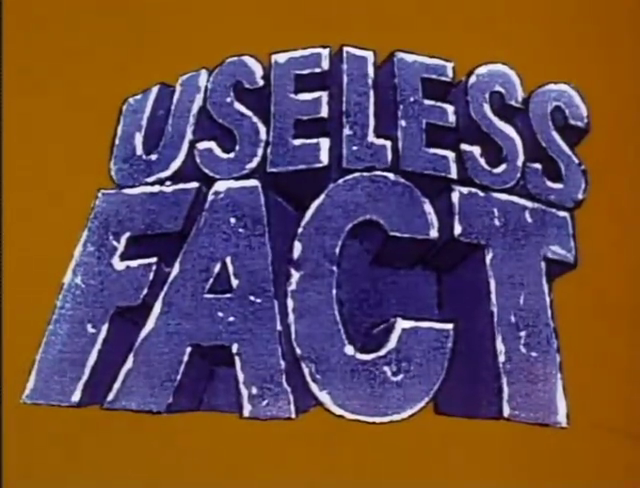 Fun Facts About Pinky And The Brain: Episode 44: Useless Facts/The Senses Song/The World Can