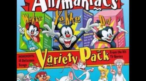 Animaniacs Variety Pack Part 2 (1995)