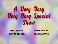 86-1-AVeryVeryVeryVerySpecialShow