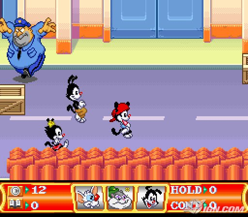 Snes animaniacs 1