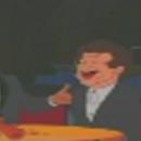 Joe Pesci en la cena para los inversionistas japoneses