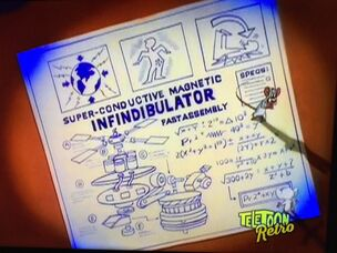 Infindibulator