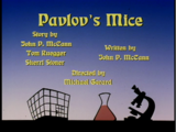 Episode 18: Pavlov's Mice/Chicken Boo-Ryshnikov/Nothing But the Tooth