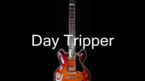 Day Tripper Lyrics - Beatles