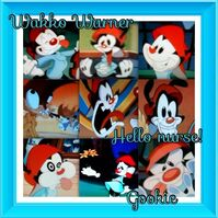 Wakko Warner Gookie