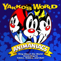 Yakko's World (album)