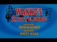 82-1-Wakkos2NoteSong