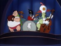 Freakazoid's music band