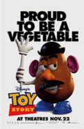 Poster 7 - Mr. Potato Head