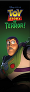 Toy Story of Terror Poster 3 - Buz Lightyear