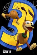 Toy Story 3 Poster 6 - Slinky