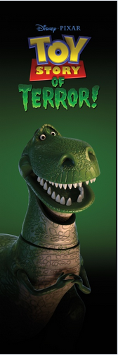 Toy Story of Terror Poster 5 - Rex