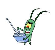 Plankton Remote