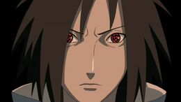 Madara Uchiha's Eternal Mangekyo Sharingan