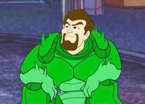 Scooby Doo The Glowing Bug Man 001