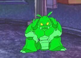 Scooby Doo The Glowing Bug Man 006